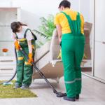 نظافة المنازل